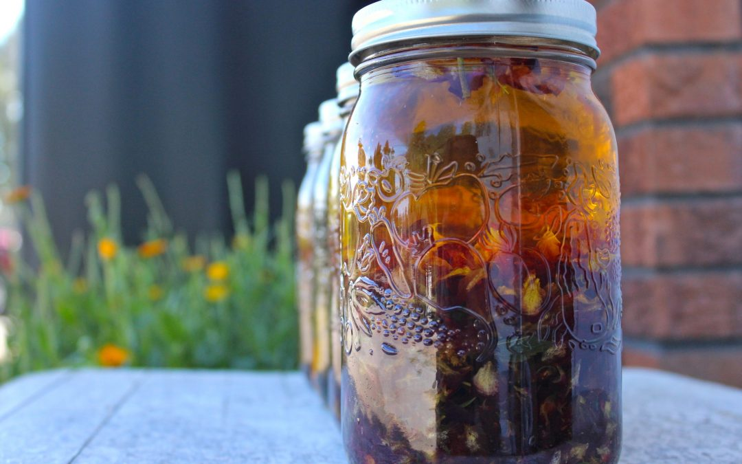 How to Make a Medicinal Oil